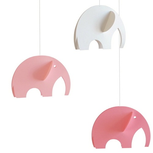 OLEPHANTS PINK MOBILE