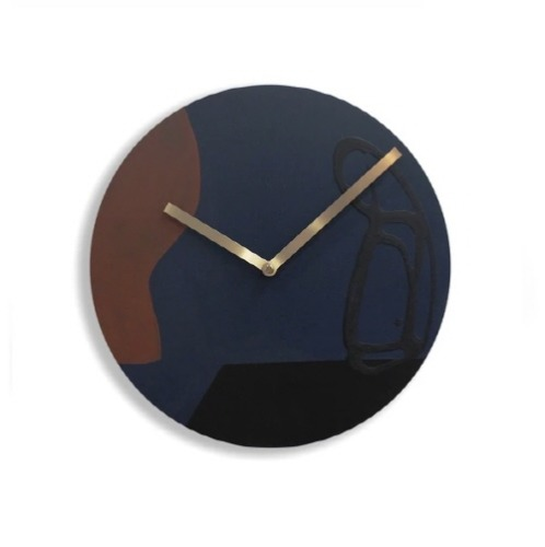 [모글리아] DARK MATTER WALL CLOCK