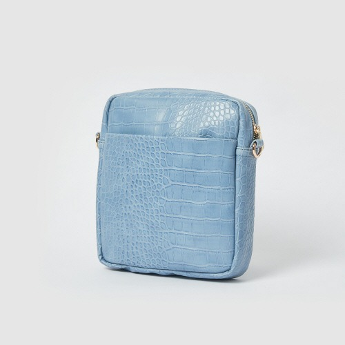 [어반 오리지널] CATCH UP BAG - BLUE CROC