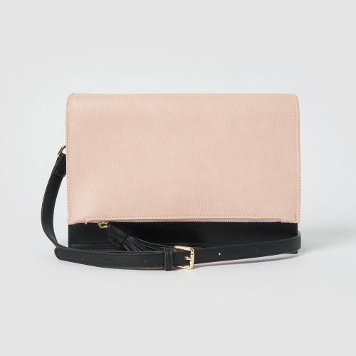[어반 오리지널] SHEER LUXE BAG - BLUSH / SILVER - 2 COLORS