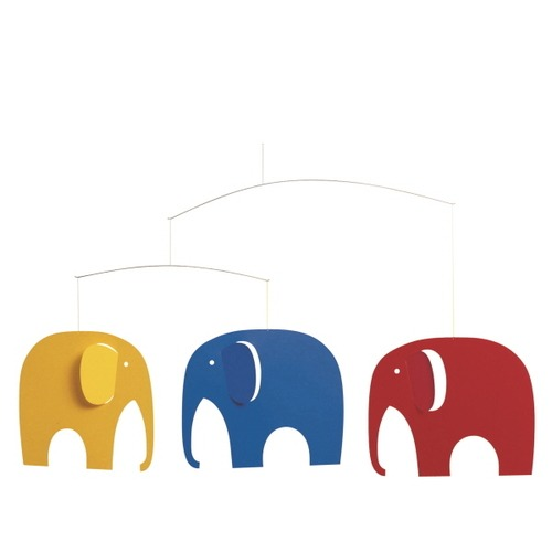 ELEPHANT PARTY COLOR MOBILE