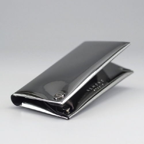 MIR-A SILVER CARD WALLET